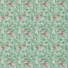 Morris & Co Arbutus Thyme/Coral