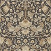 Morris & Co Pure Lodden Charcoal/Gold