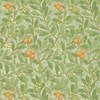 Morris & Co Arbutus Green/Terracotta
