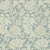 Morris & Co Chrysanthemum Toile China Blue/Cream