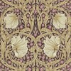Morris & Co Pimpernel - Fig/Sisal