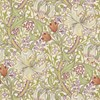 Morris & Co Golden Lily - Olive/Russet