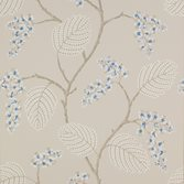 Colefax and Fowler Atwood Blue Beige