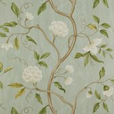 Colefax and Fowler Snow Tree - Aqua