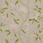 Colefax and Fowler Snow Tree - Pink/Green