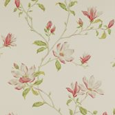 Colefax and Fowler Marchwood Pink/Green