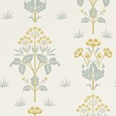 Morris & Co Meadow Sweet Gold/Slate