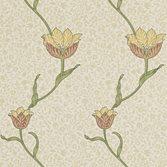 Morris & Co Garden Tulip Russet/Lichen