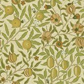 Morris & Co Fruit Lime Green/Tan