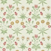 Morris & Co Daisy Willow/Pink