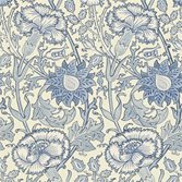 Morris & Co Pink and Rose Indigo