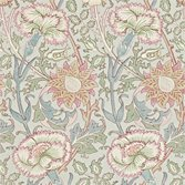 Morris & Co Pink and Rose