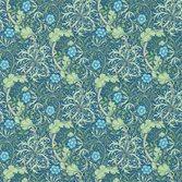 Morris & Co Morris Seaweed Cobalt/Thyme