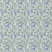Morris & Co Arbutus Silver/Cobalt