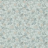 Morris & Co Jasmine Silver/Charcoal