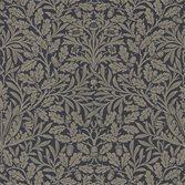 Morris & Co Pure Acorn Charcoal/Gilver