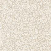 Morris & Co Pure Acorn Linen/Ecru