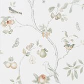 Sanderson Fruit Aviary - Ivory/Mineral