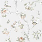 Sanderson Fruit Aviary - Ivory/Mineral