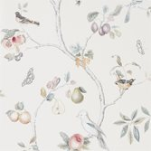 Sanderson Fruit Aviary - Cream/Multi