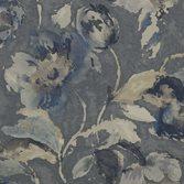 Jane Churchill Beatrice Steel/Blue