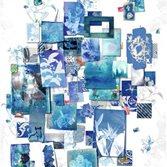 Christian Lacroix Follete Bleu de Roi