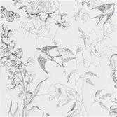 Designers Guild Sibylla Garden - Black and White