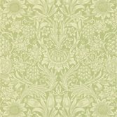 Morris & Co Sunflower Pale Green