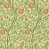 Morris & Co Sweet Briar Green/Blue/Rose