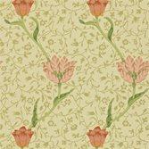Morris & Co Garden Tulip Vanilla/Russet