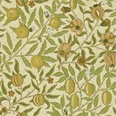 Morris & Co Fruit Lime Green/Tan