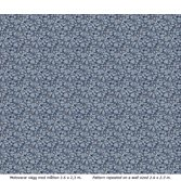 Lim & Handtryck Kastanie - Blå