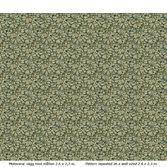 Lim & Handtryck Kastanie - Grön