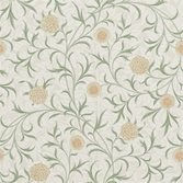 Morris & Co Scroll Thyme/Pear