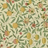 Morris & Co Fruit Beige/Gold/Coral