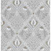 Morris & Co Pure Trellis Lightish Grey