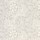 Morris & Co Pure Marigold Cloud Grey
