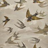 John Derian Chimney Swallows - Sepia