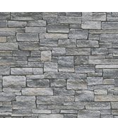 Living Walls Wood & Stone
