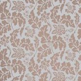 Osborne & Little British Isles Damask - Stone/Copper