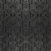 Ralph Lauren Brandt Geometric - Charcoal