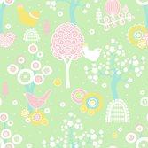 Majvillan Körsbärsdalen Grön