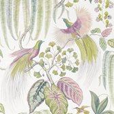 Sanderson Bird of Paradise tapet