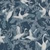 Engblad & CO Modern Spaces - Dancing Crane Tapet