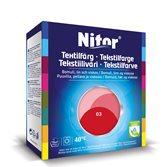 Nitor Textilfärg Tomat 03