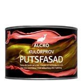 Alcro Alcro Kulörprov putsfasad utomhus