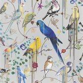 Christian Lacroix Birds sinfonia - Argent