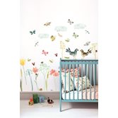 Villa Nova Meadow Wall Stickers