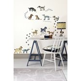 Villa Nova Walkies Wall Stickers