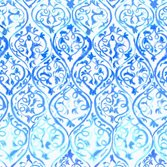 Designers Guild Arabesque - Cobolt